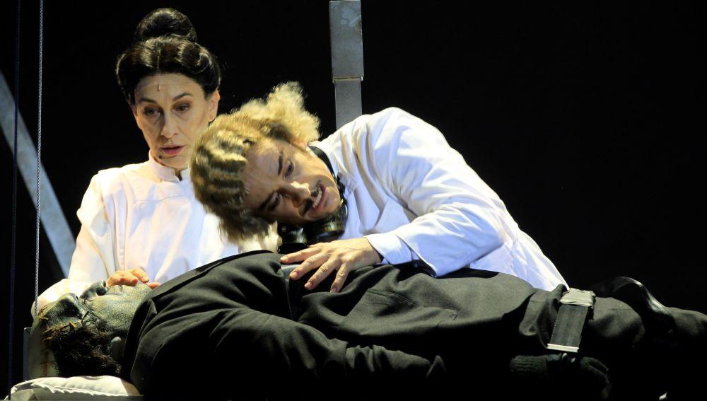 """Presentación musical """"El jovencito Frankenstein"""""""
